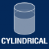 Cylindrical