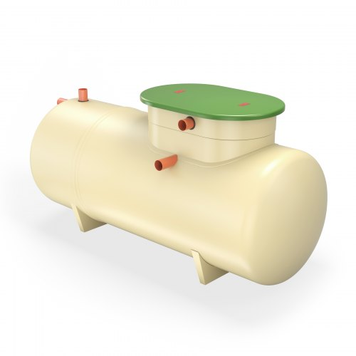 10 - 18 Person Sewage Treatment Systems