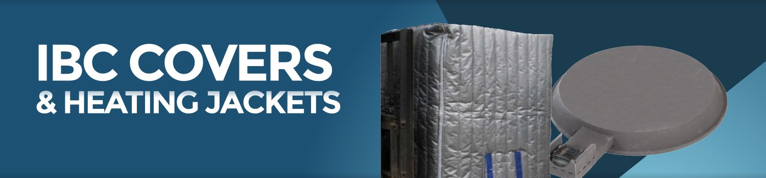 IBC Covers and Heating Jackets