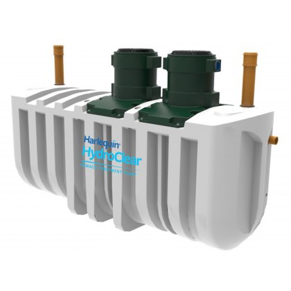 Harlequin Sewage Treatment Systems
