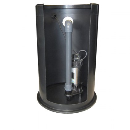 Single Pump - Sewage Pump Stations