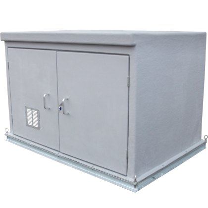 GRP Pump Enclosures