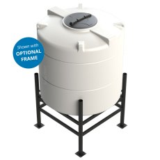 Enduratank 1300 Litre Cone Tank with 30° base