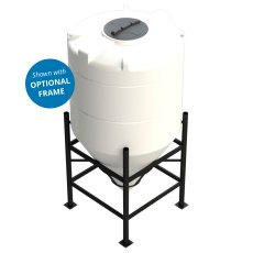 Enduramaxx 1600 Litre Cone Tank with 60° base