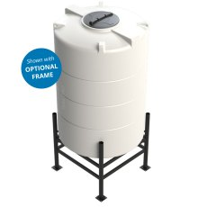 Enduramaxx 2100 Litre Cone Tank with 30° base