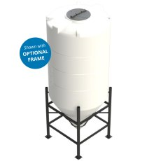 Enduratank 2300 Litre Cone Tank with 60° base