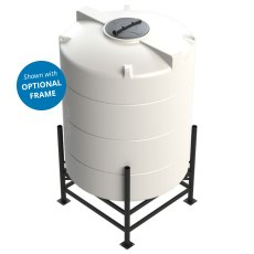 Enduramaxx 2700 Litre Cone Tank with 30° base