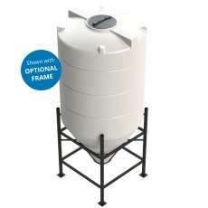 Enduramaxx 3100 Litre Cone Tank with 60° base