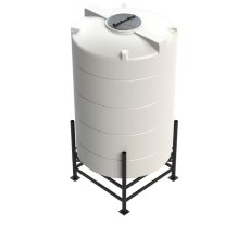 Enduratank 3200 Litre Cone Tank with 30° base