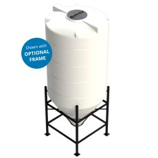 Enduratank 3650 Litre Cone Tank with 60° base