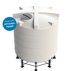 Enduramaxx 13,000 Litre Cone Bottom Tank