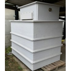 3001 Litre GRP Water Tank with Insulation - OFFER TANK