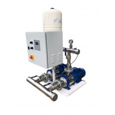 2 1/2' Twin Pump Booster Set, MH 48 - MAB