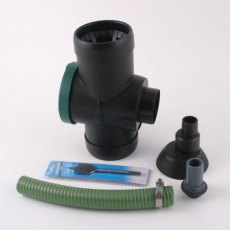 Rainwater Filter Collector with Universal Link