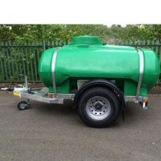 2000 Litre Single Axle Highway Drinking Water Bowser