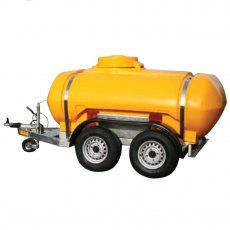 2000 Litre Twin Axle Highway Drinking Water Bowser
