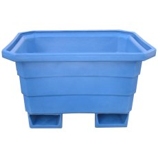 250 Litre Fork Lift Mortar Tub