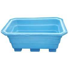 300 Litre Fork Lift Mortar Tub