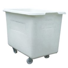 333 Litre Rota Trolley, White