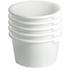 65 Litre Heavy Duty Bucket with Recessed Handles