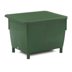 650 Litre Heavy Duty Container on Legs with Lid