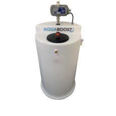 Aquamaxx 300 Litre Cold Water Tank with a Fixed Speed Pump Booster Set