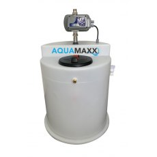 Aquamaxx 450 Litre Cold Water Tank with a Fixed Speed Pump Booster Set