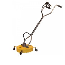 20' Whirlaway Stainless Steel Flat Surface Cleaner