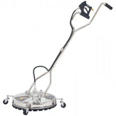 "20"" Whirlaway Stainless Steel Flat Surface Cleaner"