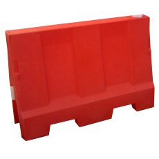 EVO Road Traffic Safety Barrier 1.5 Metre, Red
