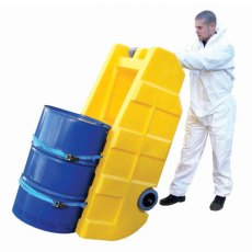 Drum Bund Spill Cart