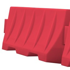 1.6 Metre Red Safety Barrier