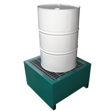 Steel Drum Spill Pallet, E-DP1