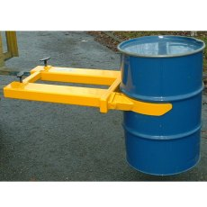 Fork Mounted Single Drum Clamp Handler