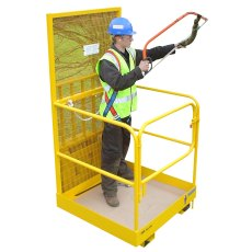 Forklift Safety Access Platform