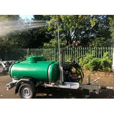 1125 Litre EU Highway Water Bowser with Rainmaker Combo