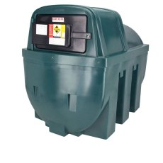 1235 Litre Bunded Diesel Dispensing Tank