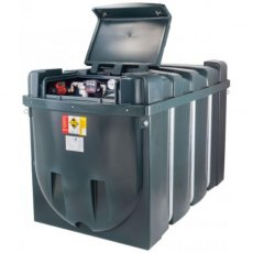 2500 Litre Bunded Diesel Dispensing Tank