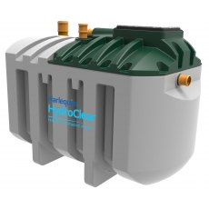 Harlequin HydroClear 6 Person Sewage Treatment Plant