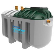 Harlequin HydroClear 8 Person Sewage Treatment Plant