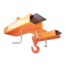 Adjustable Forklift Mounted Hook