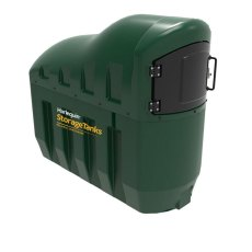 1300 Litre Slimline Bunded Plastic Diesel Fuel Storage and Dispensing Tank