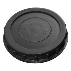 4' Plain Lid with Seal