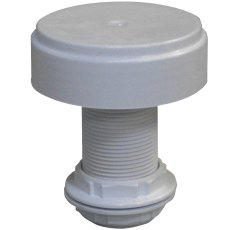 1 1/2' Screened Lid Vent, 42mm