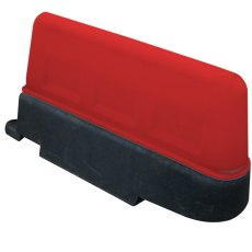 Mirus Self Weighted Barrier, Red