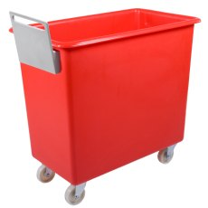 200 Litre Mobile Handled Trolley