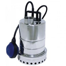 Mizar 60S Submersible Water Pump - Stainless Steel