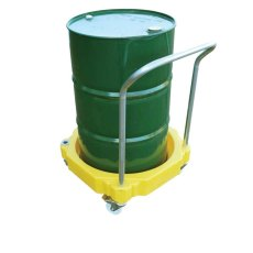 205 Litre Drum Dolly with Handle