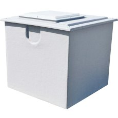 1050 Litre GRP Water Tank, Insulated