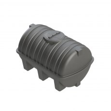 Enduramaxx 1500 Litre Horizontal Static Water Tank